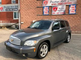 Used 2009 Chevrolet HHR LS/ONE OWNER/NO ACCIDENT/CERTIFIED/WARRANTY for sale in Cambridge, ON