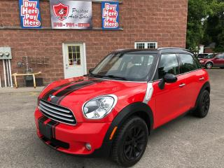 Used 2012 MINI Cooper Countryman CERTIFIED/WARRANTY INCLUDED for sale in Cambridge, ON