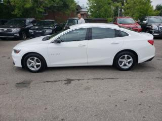 Used 2016 Chevrolet Malibu 4dr Sdn LS w/1LS for sale in Toronto, ON