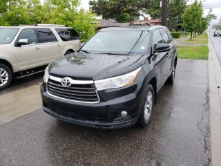 Used 2014 Toyota Highlander XLE for sale in Scarborough, ON