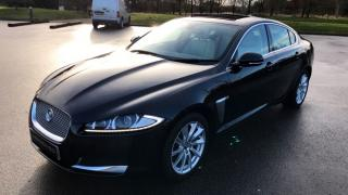 Used 2009 Jaguar XF Supercharged Automatic for sale in Winnipeg, MB