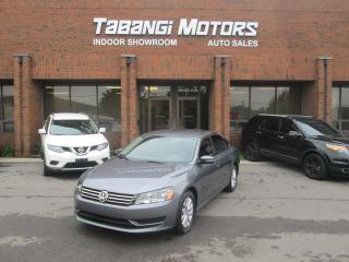 Used 2013 Volkswagen Passat TRENDLINE | HEATED SEATS | CRUISE | BLUETOOTH for sale in Mississauga, ON