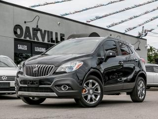 Used 2013 Buick Encore AWD 4dr Leather for sale in Oakville, ON