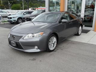 Used 2015 Lexus ES 350 EXECUTIVE for sale in North Vancouver, BC
