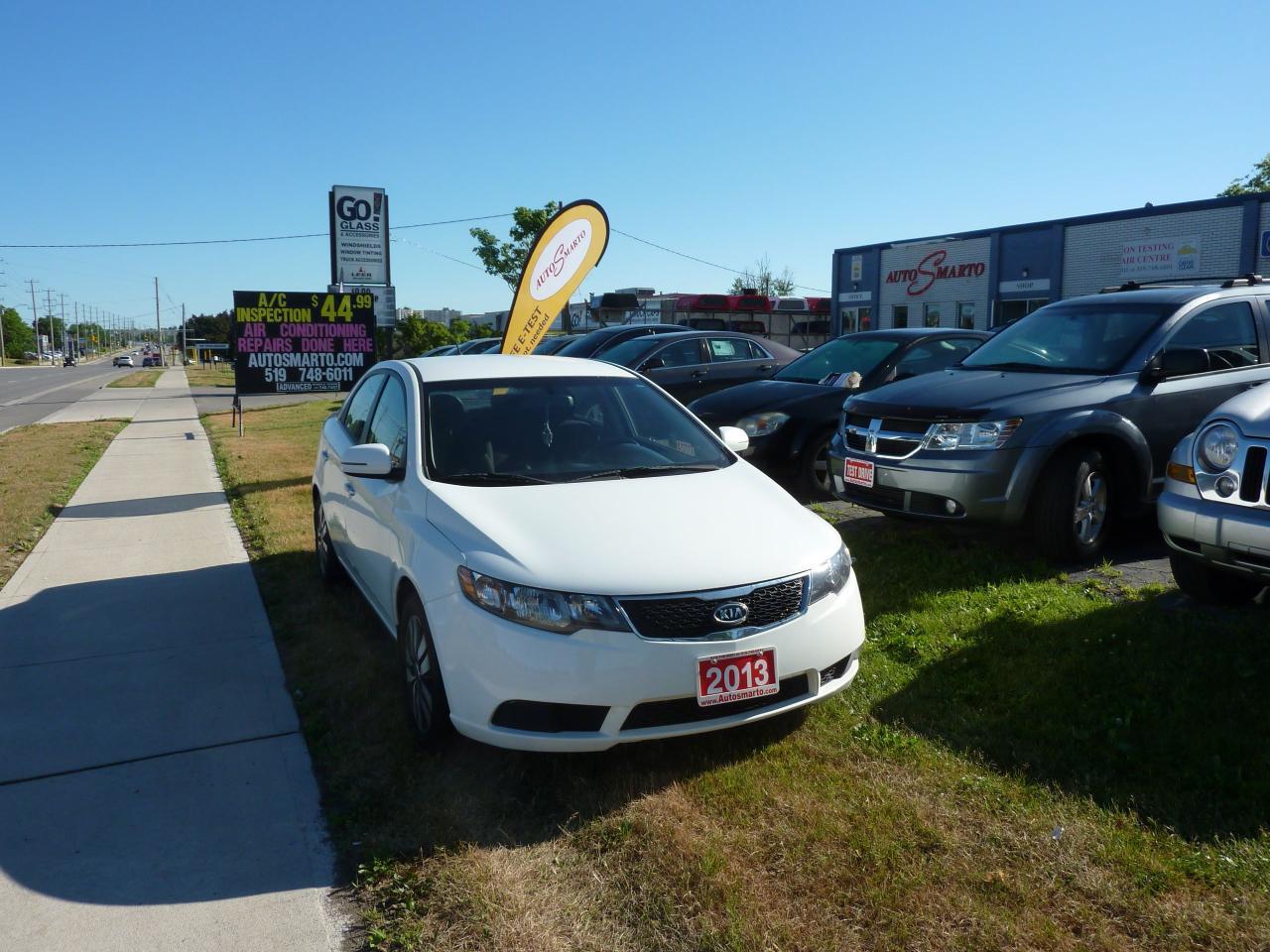 Used 2013 Kia Forte Ex For Sale In Kitchener Ontario