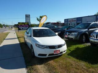 Used 2013 Kia Forte EX for sale in Kitchener, ON