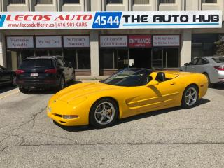 Used 2003 Chevrolet Corvette for sale in North York, ON