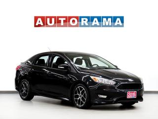 Used 2015 Ford Focus SE BLUETOOTH BACKUP CAMERA for sale in North York, ON