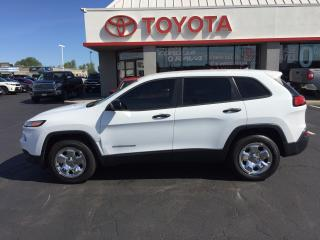 Used 2014 Jeep Cherokee Sport for sale in Cambridge, ON