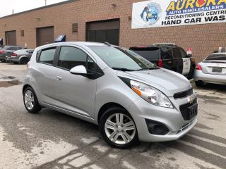 Used 2015 Chevrolet Spark LT - AUTOMATIC - POWER PKG - BLUETOOTH for sale in Aurora, ON