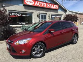Used 2014 Ford Focus SE for sale in London, ON