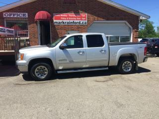 Used 2012 GMC Sierra 1500 SL Nevada Edition 4x4 V8 for sale in Bowmanville, ON