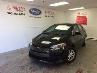 Used 2014 Toyota Corolla CE for sale in Dartmouth, NS
