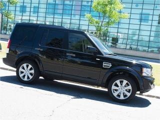 Used 2011 Land Rover LR4 HSE|NAVIGATION|7 SEATS|PANOROOF for sale in Toronto, ON