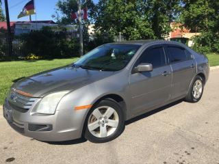 Used 2008 Ford Fusion SE for sale in Mississauga, ON