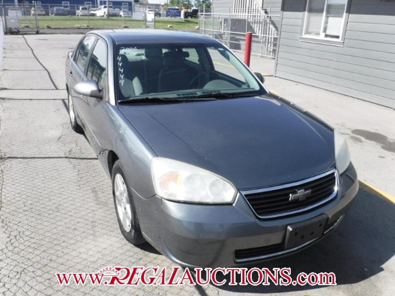 Photo of Silver 2006 Chevrolet MALIBU  4D SEDAN