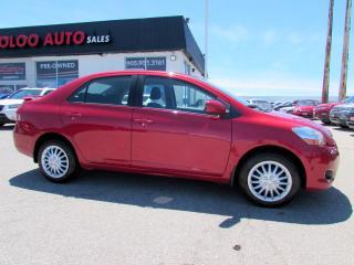 Used 2007 Toyota Yaris 1.5L SEDAN AUTOMATIC CERTIFIED 2YR WARRANTY for sale in Milton, ON