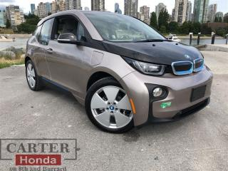 Used 2015 BMW i3 Range Extend + Summer Clearance! On Now! for sale in Vancouver, BC