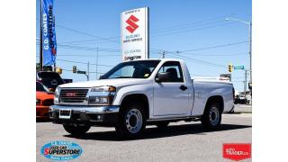 Used 2010 GMC Canyon SLE ~Fog Lights ~Painted Tonneau Cover for sale in Barrie, ON