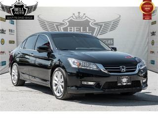 Used 2014 Honda Accord TOURING 360 SURROUND CAMERA NAVI SUNROOF LEATHER for sale in Toronto, ON