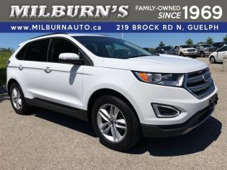 Used 2015 Ford Edge SEL AWD for sale in Guelph, ON