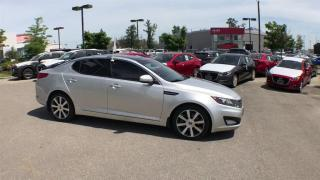 Used 2013 Kia Optima EX Luxury w/Navi,NO ACCIDENTS, PANORMAIC ROOF for sale in Mississauga, ON