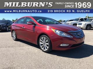 Used 2013 Hyundai Sonata Limited w/Navi for sale in Guelph, ON