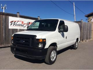 Used 2009 Ford Econoline Commercial for sale in Stittsville, ON