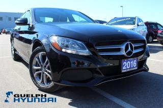 Used 2016 Mercedes-Benz C-Class C 300 for sale in Guelph, ON