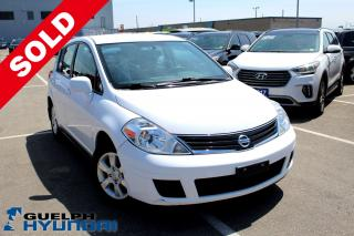 Used 2012 Nissan Versa 1.8 S for sale in Guelph, ON