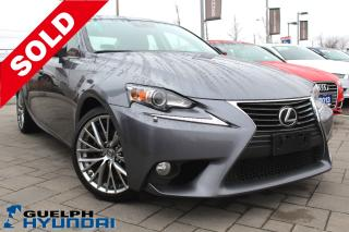 Used 2014 Lexus IS 250 250 for sale in Guelph, ON