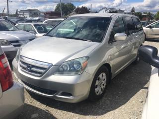 Used 2006 Honda Odyssey 5dr EX AT for sale in Coquitlam, BC