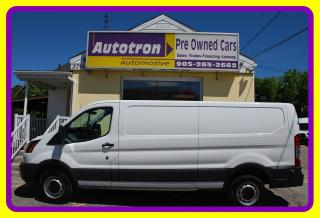 Used 2016 Ford TRANSIT-250 3/4 Ton Extended Cargo Van, Loaded for sale in Woodbridge, ON