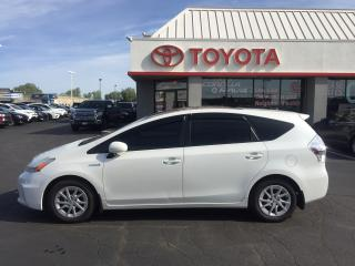 Used 2012 Toyota Prius v HYBRID for sale in Cambridge, ON