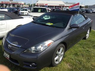 Used 2008 Toyota Camry Solara SLE for sale in Cambridge, ON
