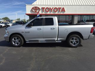 Used 2014 RAM 1500 SLT for sale in Cambridge, ON