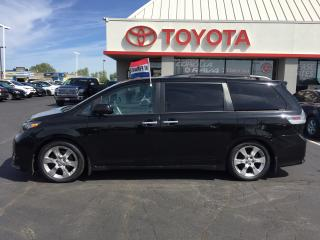 Used 2013 Toyota Sienna SE for sale in Cambridge, ON