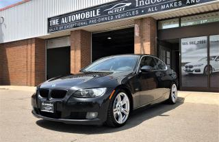 Used 2007 BMW 335i 335i LOW KMS MANUAL COUPE LOW KMS NO ACCIDENT for sale in Mississauga, ON