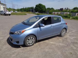 Used 2012 Toyota Yaris LE for sale in Oshawa, ON