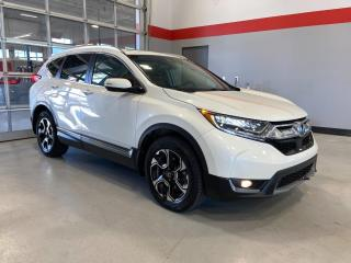 Used 2018 Honda CR-V Touring for sale in Red Deer, AB