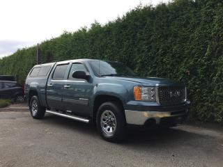 Used 2010 GMC Sierra 1500 SL 4x4 + HEATED FT SEATS + NO EXTRA DEALER FEES for sale in Surrey, BC