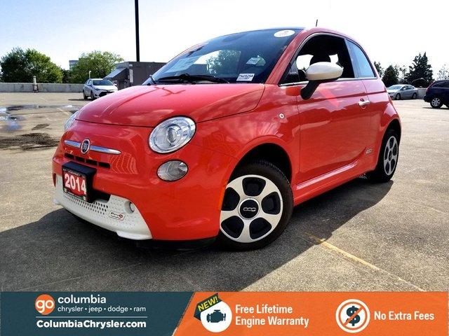 Used 2014 Fiat 500e Electric No Hidden Fees Youjust Pay The Taxes