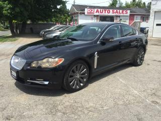 Used 2009 Jaguar XF Premium Luxury/Accident Free/Backup Cam/BlueTooth for sale in Scarborough, ON