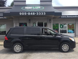 Used 2010 Volkswagen Routan Comfortline for sale in Mississauga, ON