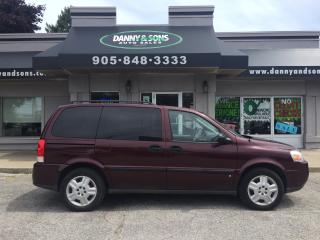 Used 2008 Chevrolet Uplander LS for sale in Mississauga, ON