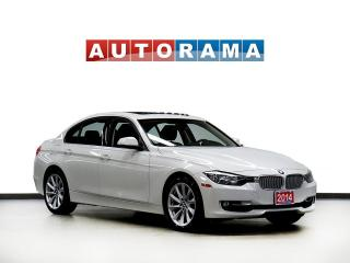 Used 2014 BMW 320i XDRIVE MODERN LINE NAVIGATION LEATHER SUNROOF 4WD for sale in North York, ON