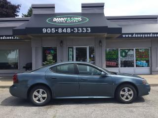 Used 2007 Pontiac Grand Prix for sale in Mississauga, ON
