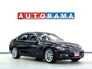Used 2014 BMW 328xi NAVIGATION LEATHER SUNROOF AWD for sale in North York, ON