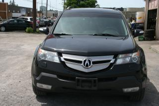 Used 2008 Acura MDX Elite Pkg for sale in Ottawa, ON