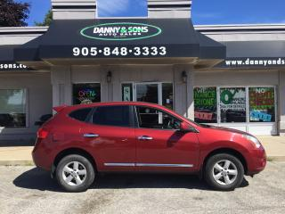 Used 2013 Nissan Rogue S for sale in Mississauga, ON